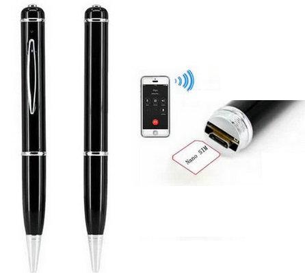 Abhörgerät GSM Kugelschreiber - Diskret Abhören