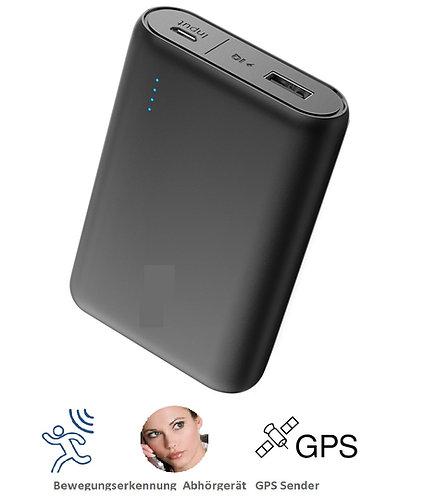 Langzeit Realtime-GPS-Tracker, Kfz-GPS-Tracker - Mit Abhör Funktion