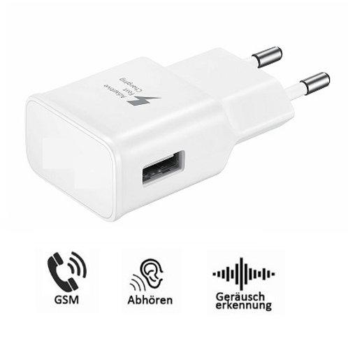 Abhörwanze getarnt als harmloses USB Ladegerät