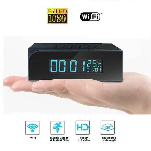 Mini Wecker HD Wlan Kamera mit Nachtsicht