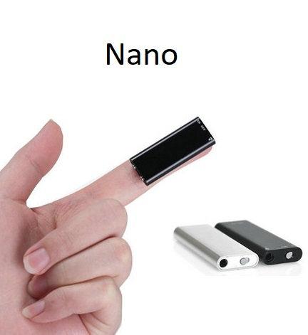Nano Voice Recorder - Geräuscherkennung (nimmt automatisch gespräche auf)