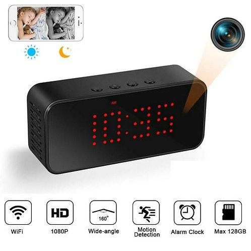 Pixel Uhr Versteckte wlan Kamera mit Nachtsicht - Live Bilder auf dem Handy