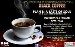 """BLACK COFFEE"" by EYV"