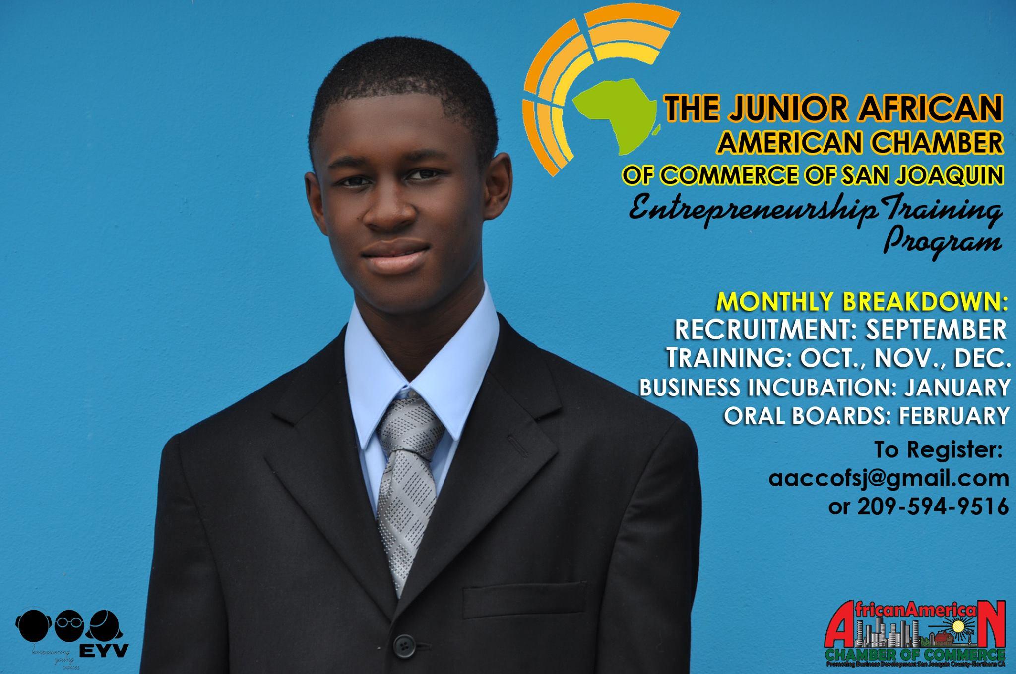 EYV Jr. Entrepreneurship