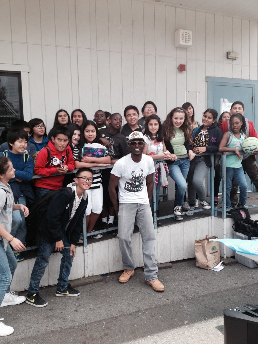 Bancroft Middle School!