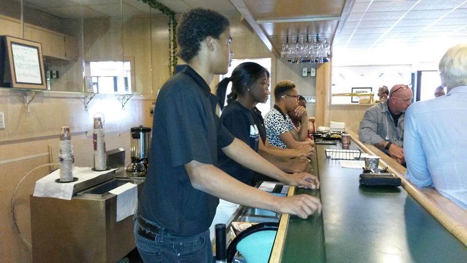 Black Coffee Staff