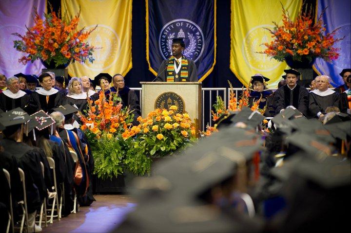 2011 UOP Grad Ceremony!