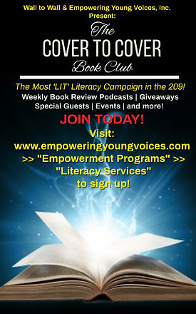 CtoC Book Club General Flyer - Made with