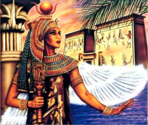 ATTRIBUTES OF THE GODDESS