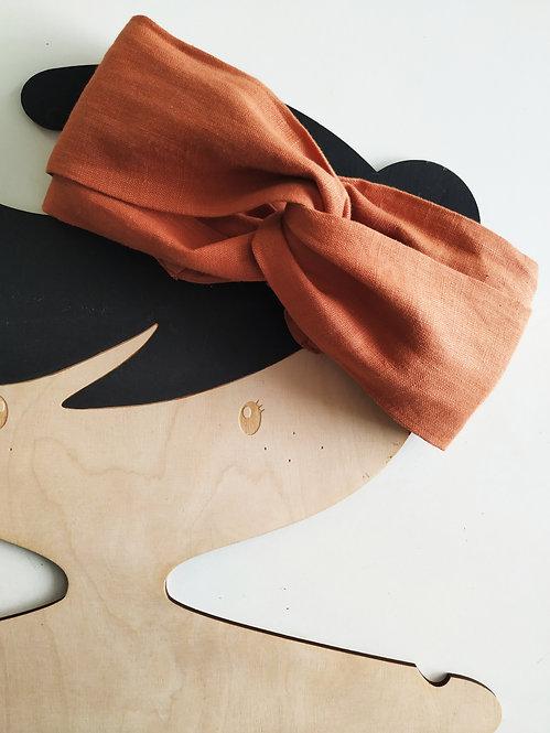 "Opaska ""turban"" różne kolory i wzory wzory"