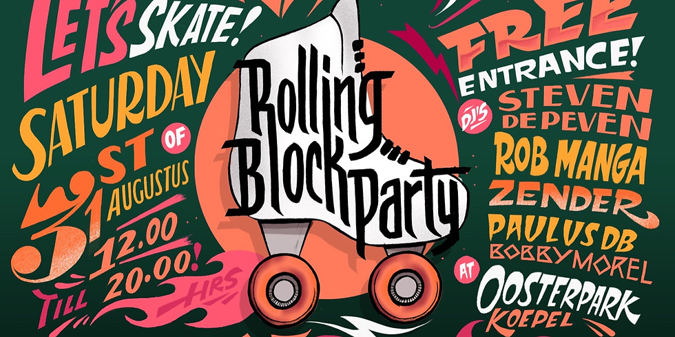 The Rolling Blockparty