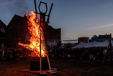 Burning Man Expo