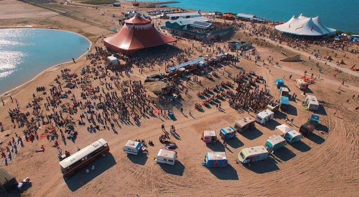Vrijland Festival | Kameleon Concepts