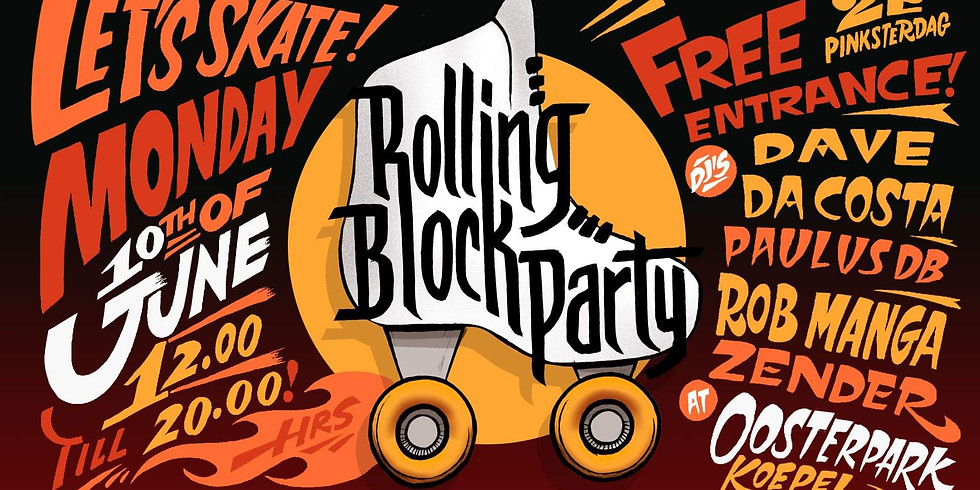 Rolling Blockparty