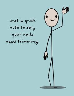 Trim Your Nails