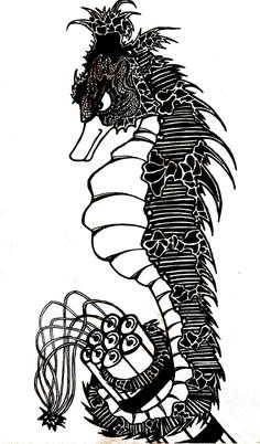 Dynamite Seahorse