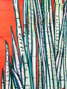 Music Note Seaweed