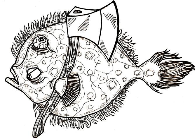 Flounder's Revenge