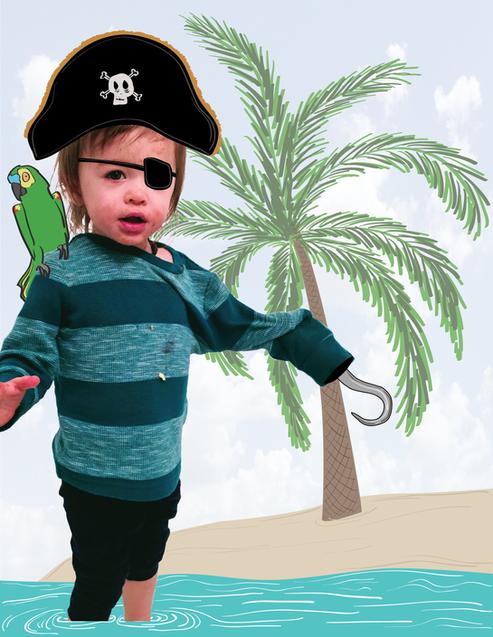 Captain Ana Hook