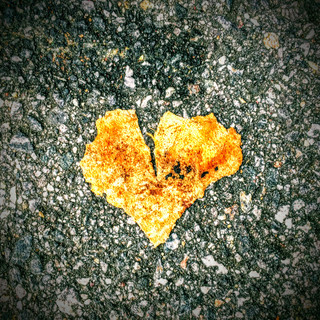 Parking Lot Heart