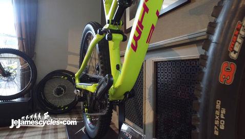 Whyte T 130 Mountain Bike Range 2018