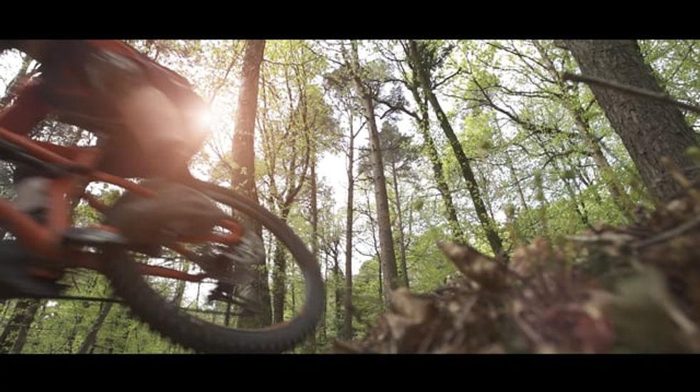 Gavin Carroll Endura Rider