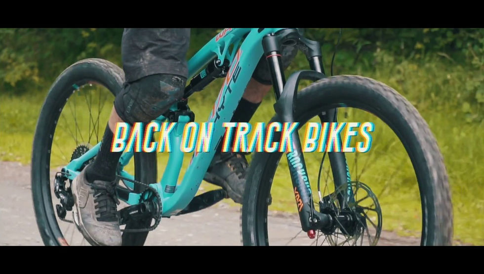 Back On Track Bikes: NEW Whyte G-170