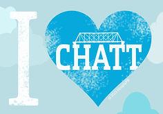 I Heart Chatt Logo