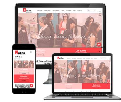 Brand, Social Media & Web Development