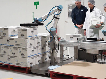 Making collaborative robots accessible to SMEs