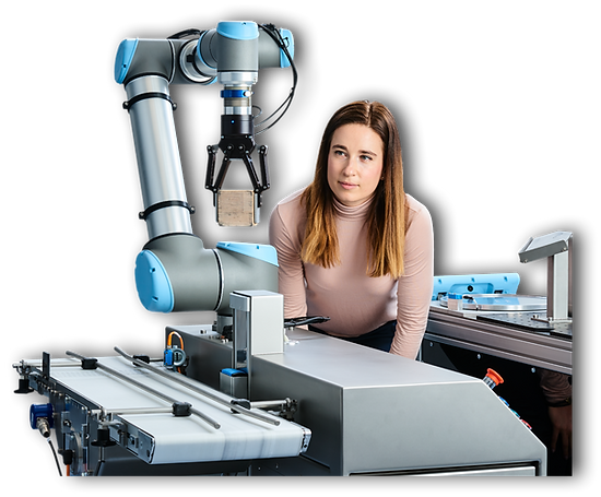 Girl and Cobot Palletising.png