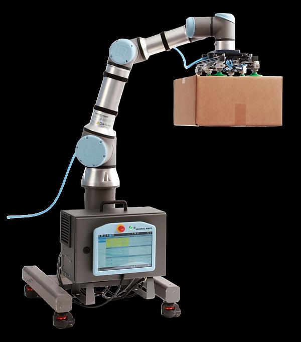 Universal Robots UR10 Lifting Box