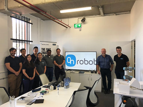 OnRobot Training Day with The Robot People