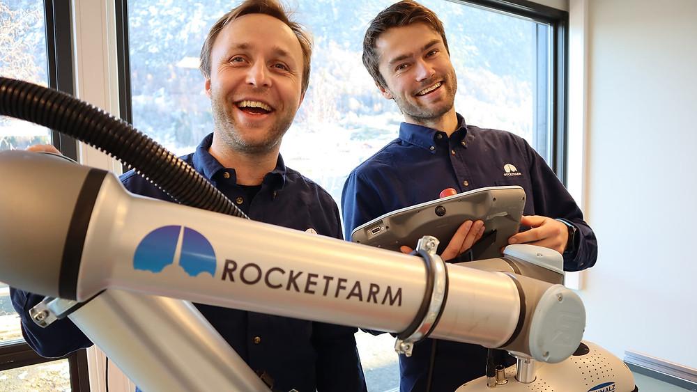 Rocketfarm Pally Software Updates