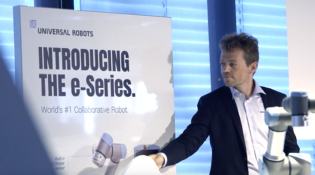 Introducing e-Series by Universal Robots