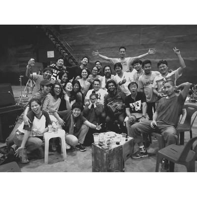 Christian & crew
