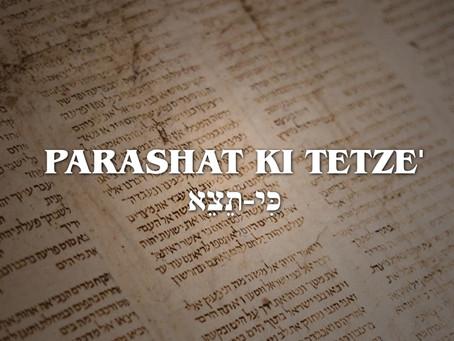 Shabbat Ki Teze