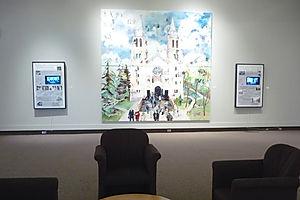 Heather Cline: Populating Veduta. Art Gallery of Regina