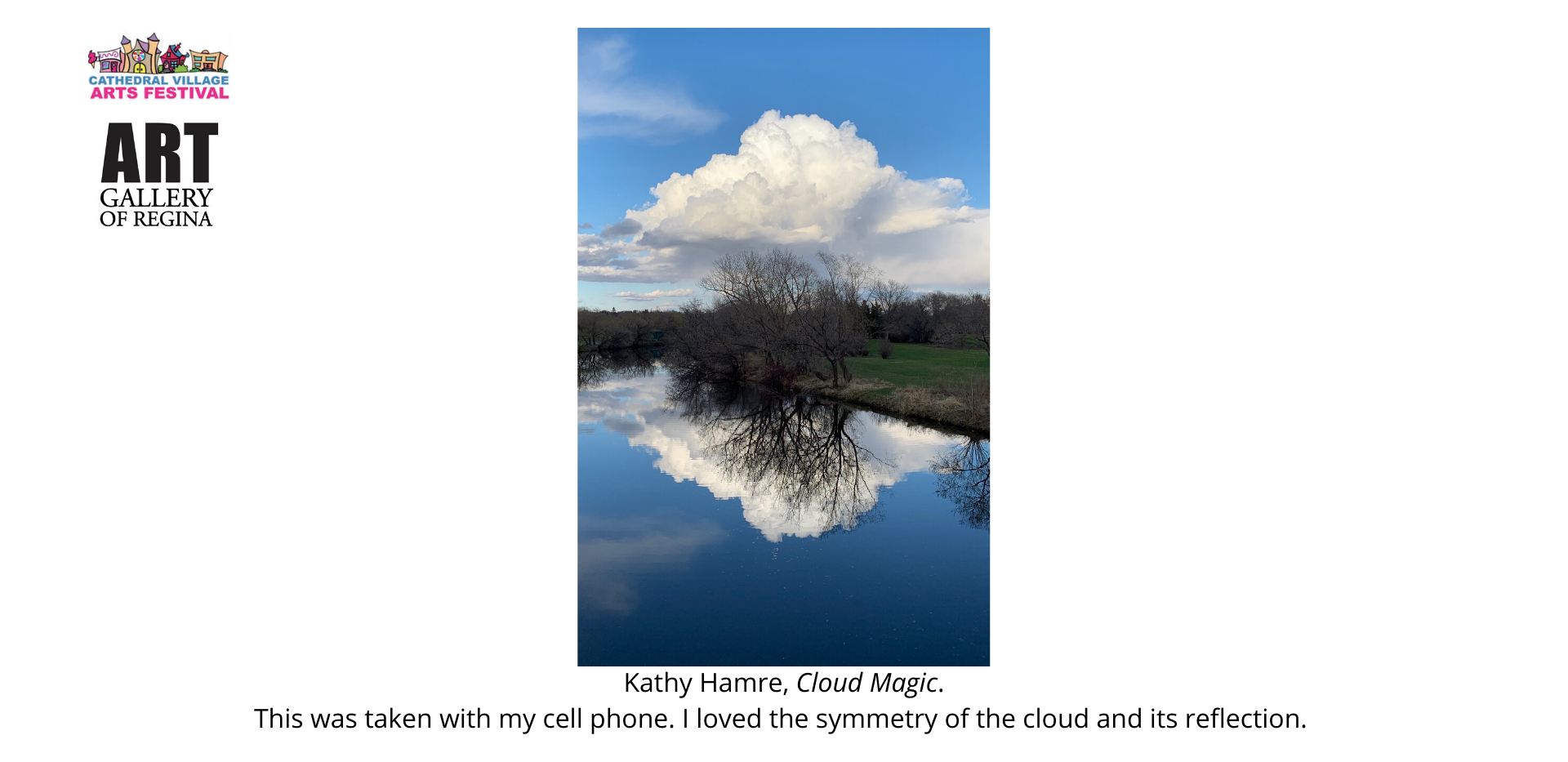 Kathy Hamre, Cloud Magic.