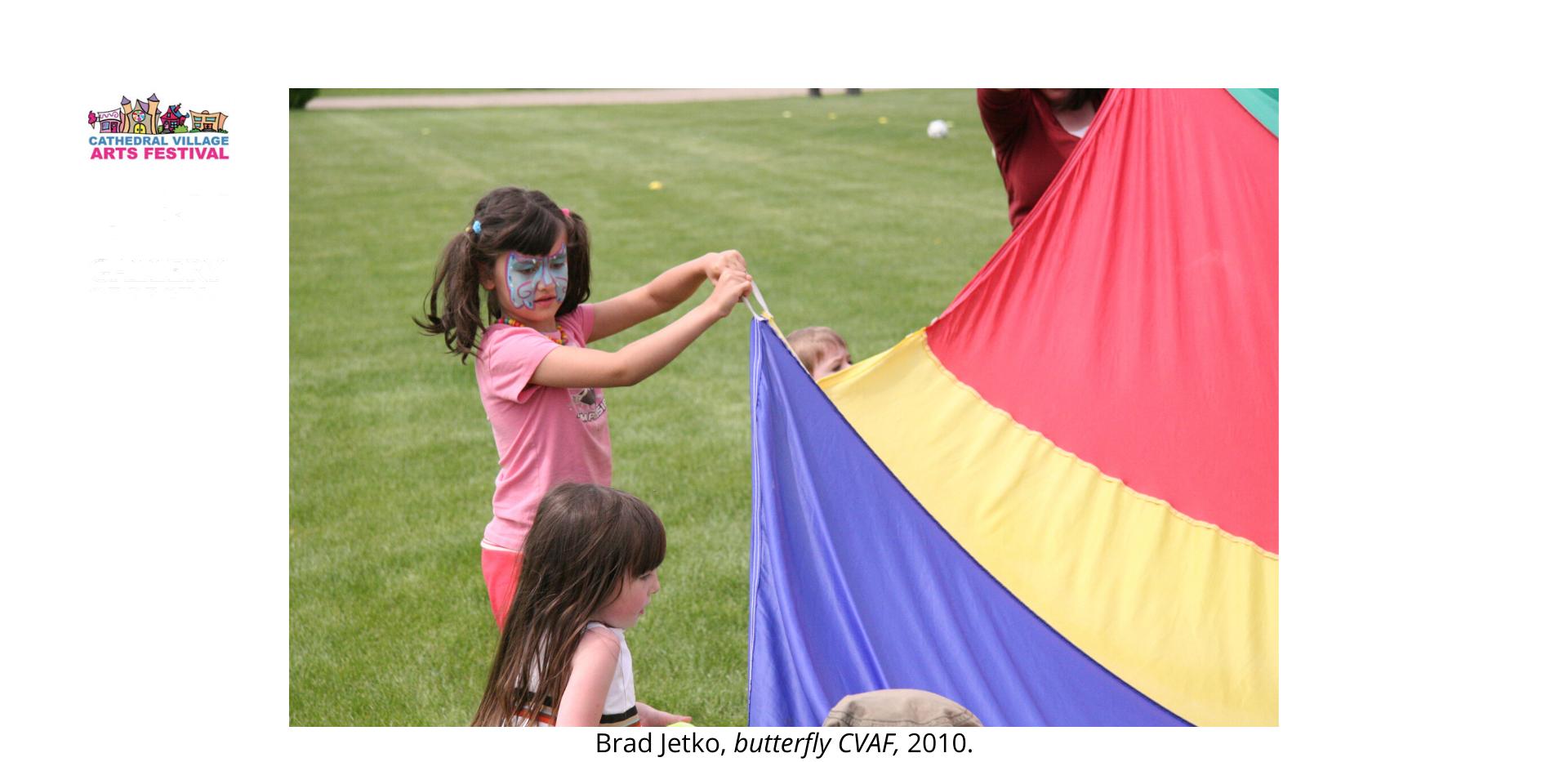 Brad Jetko,butterfly CVAF,2010.