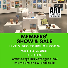 members show and sale on zoom