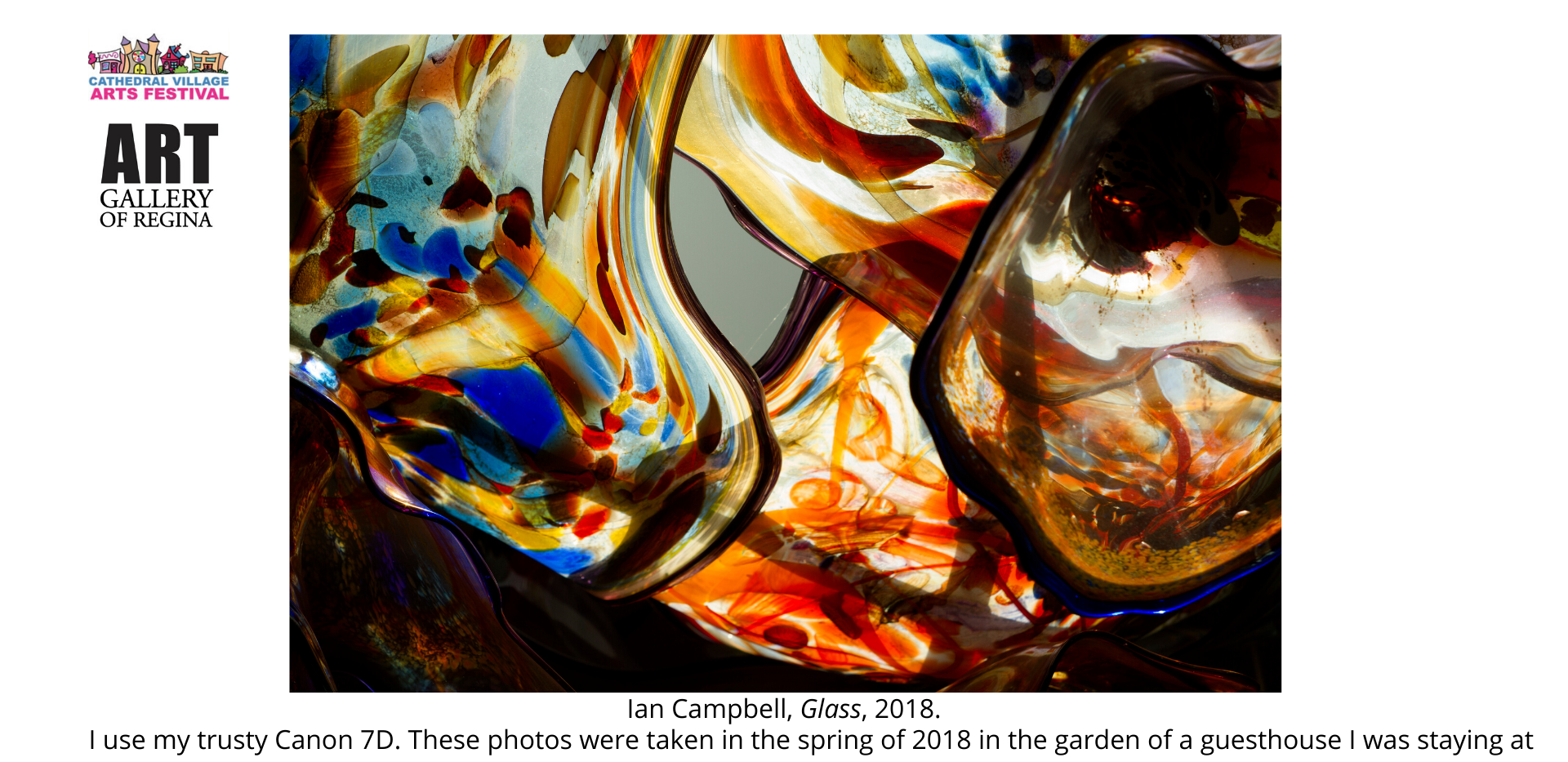 Ian Campbell, Glass, 2018.