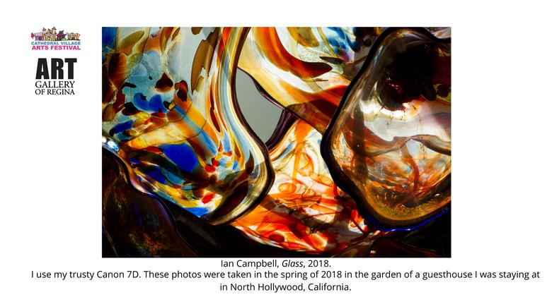 Ian Campbell, Glass, 2018.