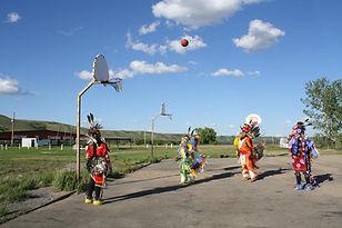 David Garneau Hoop Dancers