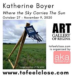 where the sky carries the sun