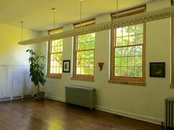 Riverdale School Interior Windows