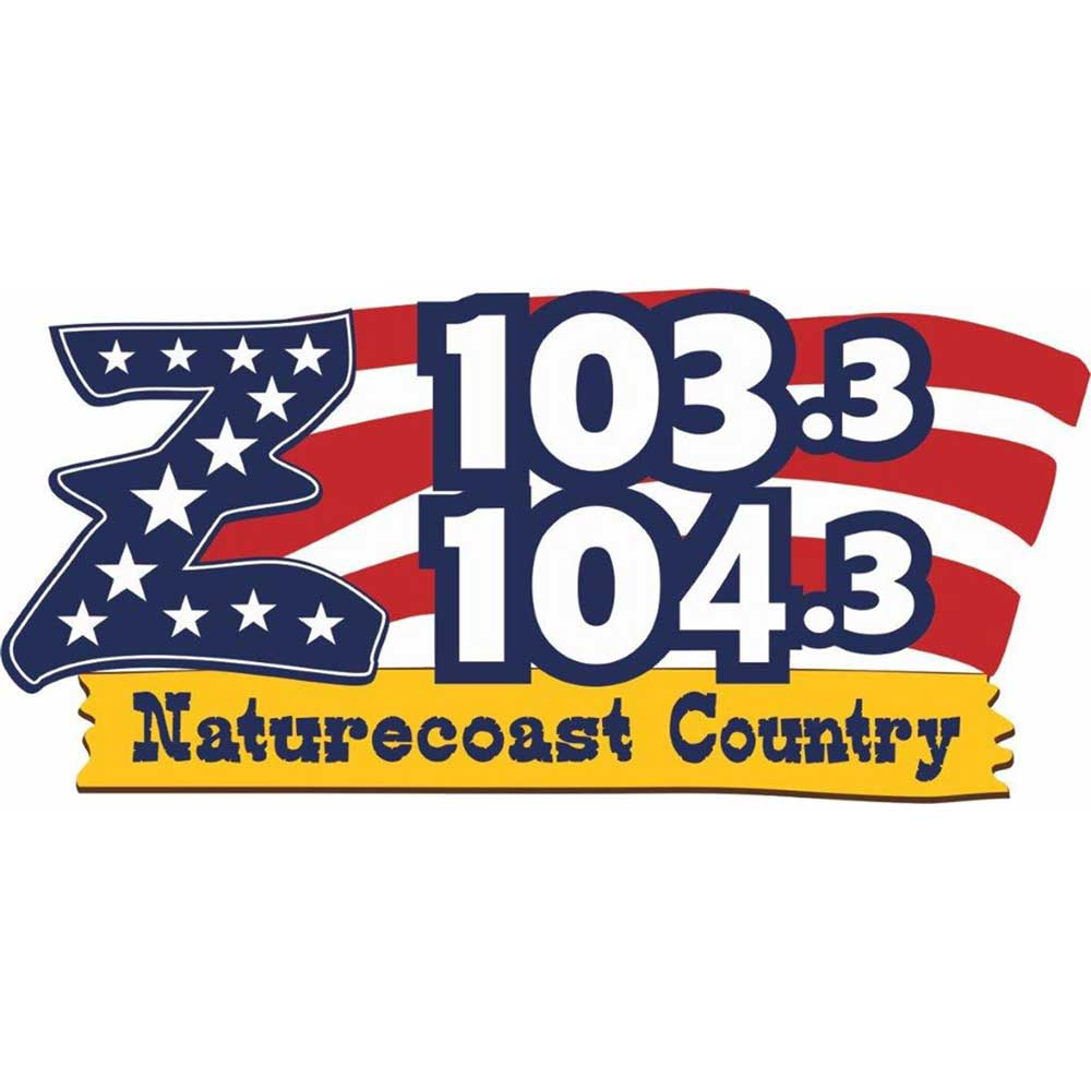 Z103.3NATURE-COAST-COUNTRY