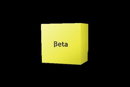 Juego de tarjetas Beta