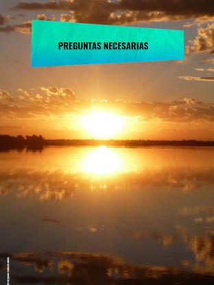 """""""Paraguay ahora: del diálogo a la acción"""" Parte 4 – Preguntas necesarias"""