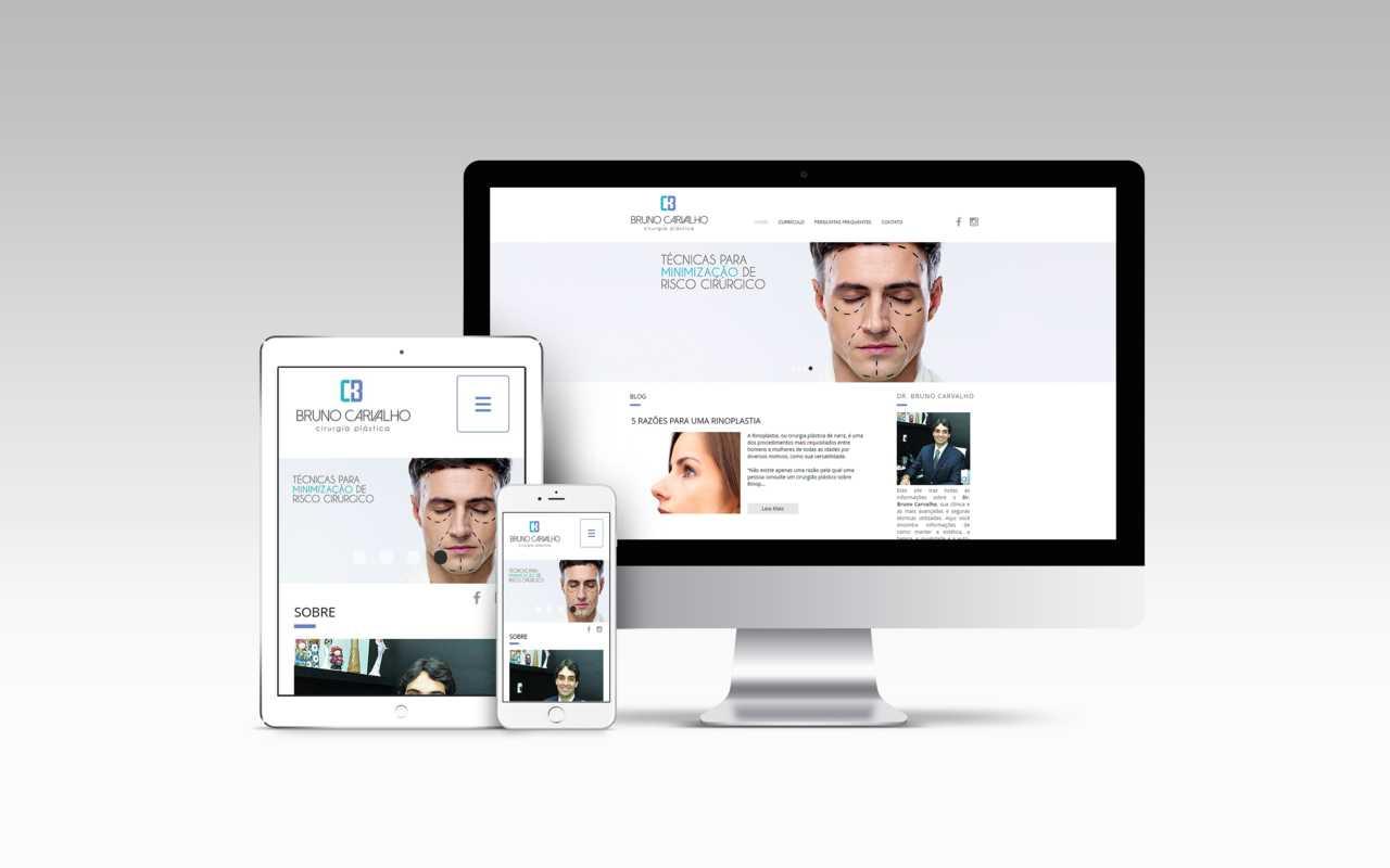 Site Dr. Bruno Carvalho